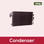 Jeep Condensor