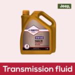 Jeep Transmission Fluid