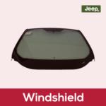 Jeep Windshield