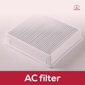 Toyota AC Filter