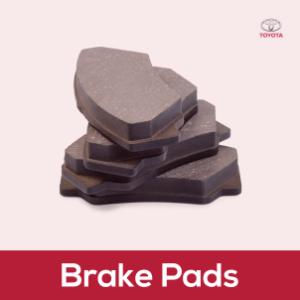 Toyota Brake Pads