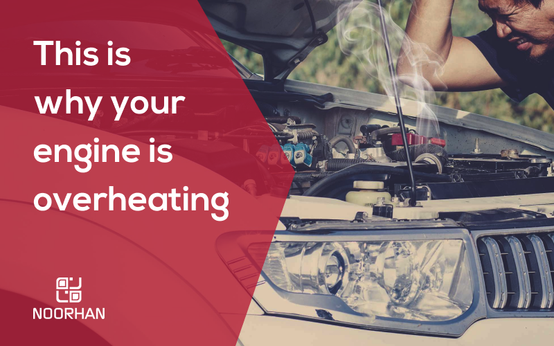 This is why your engine might be overheating