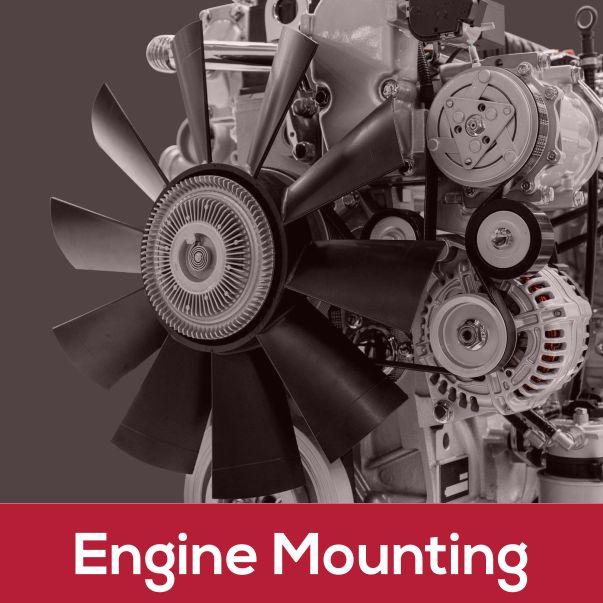 Engine Mounting - Car Engine