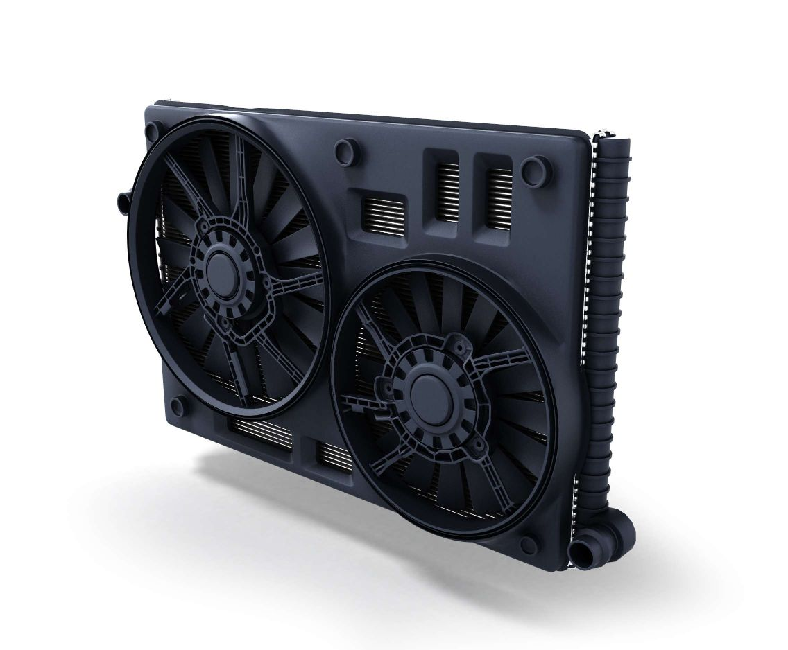 car cooling fan - radiator fan