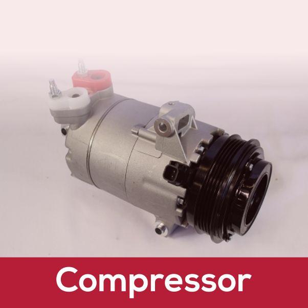 AC Compressor of a car