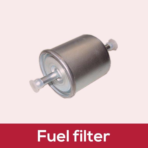 Fuel Filter - Car Spare Parts