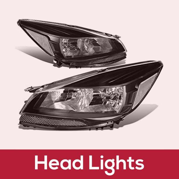 Headlights - Car Spare Parts