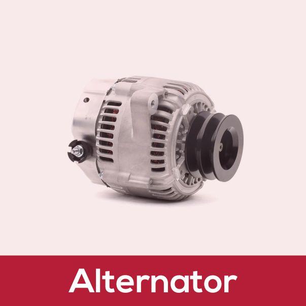 Car Alternator - Spare Parts