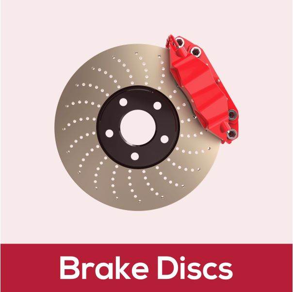 Brake Discs - Car Spare Parts