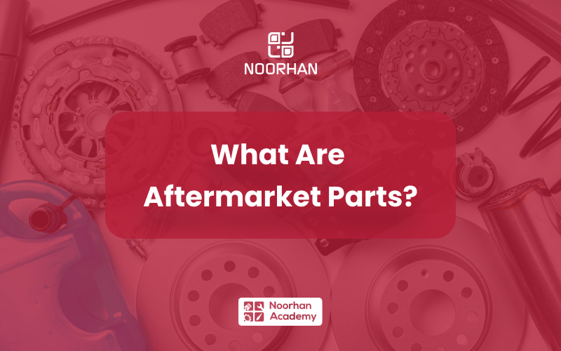 What are aftermarket car parts?