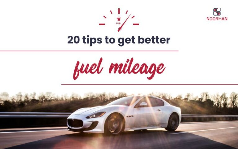 20 Tips to Get Better Fuel Mileage for your car