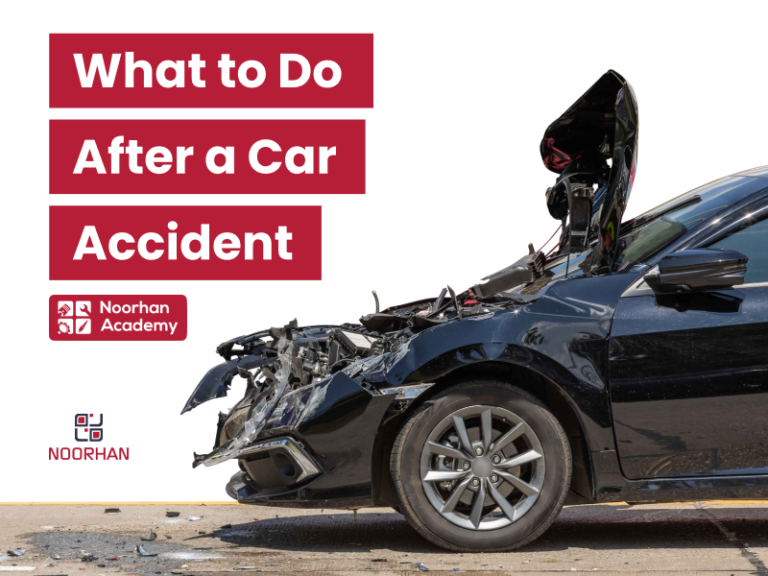 What to do after a car accidents