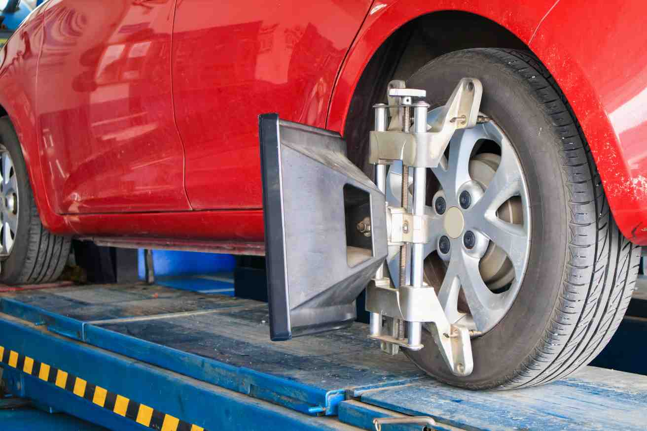 Check the Wheel alignment to Get Better Fuel Mileage for your car