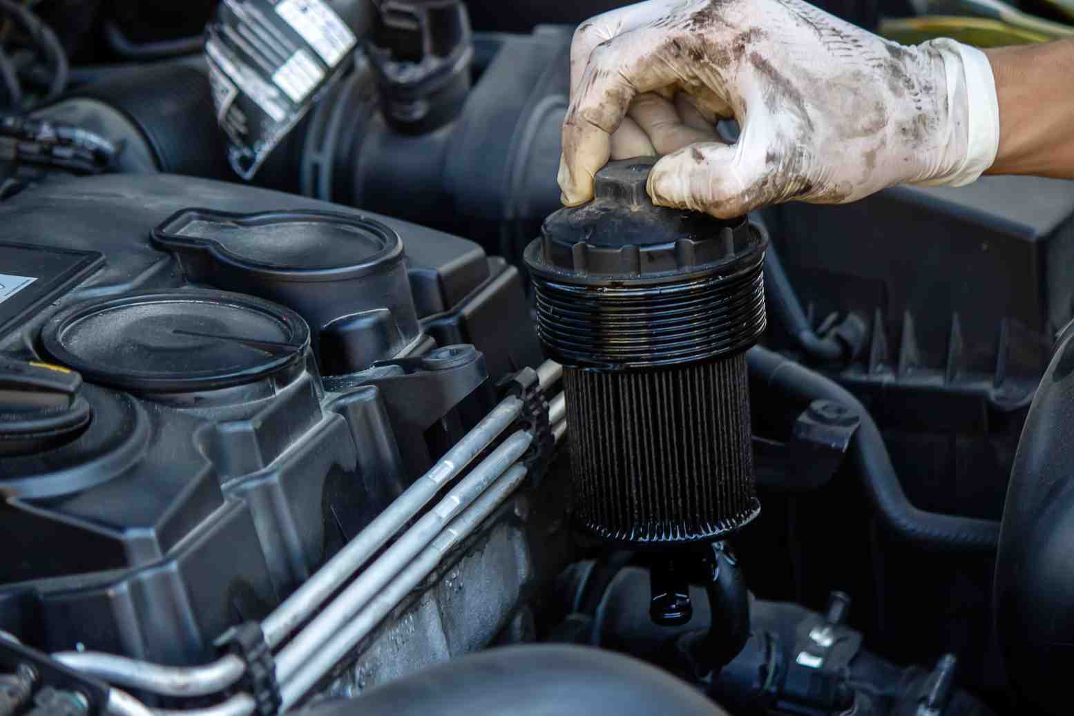 clean oil filter to Get Better Fuel Mileage for your car