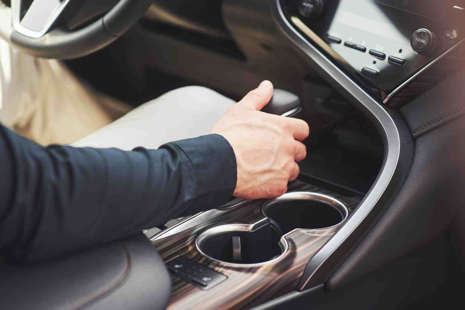 Drive on higher gears to save fuel