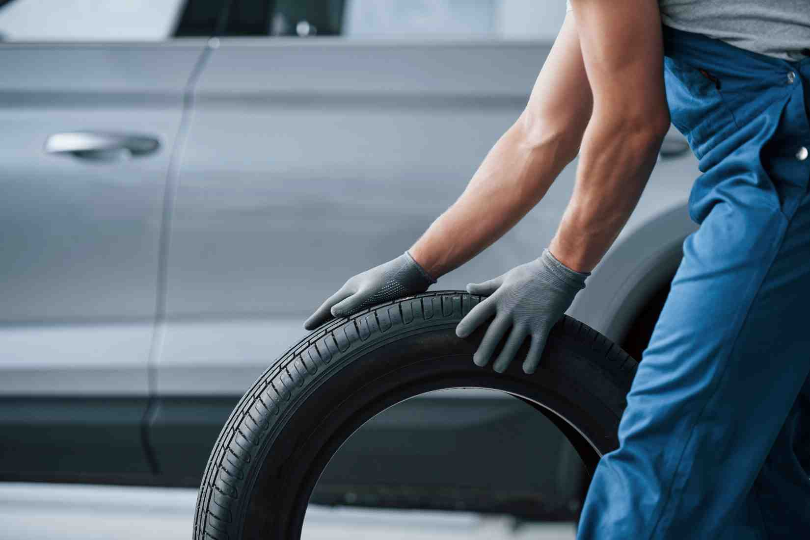 Myth vs Reality of car maintenance & spare parts - replace all tires at once