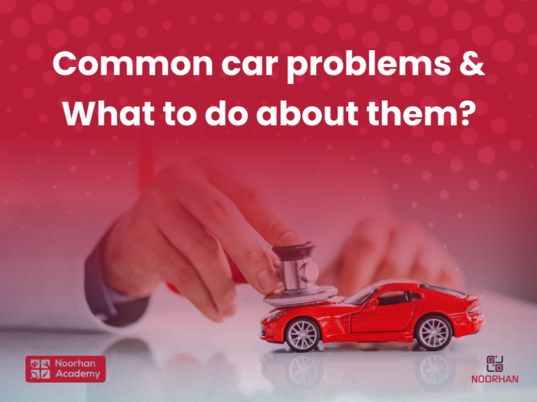 Most common car problems and what to do about them